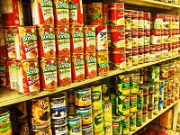 Canned and Preserved Food