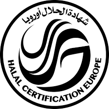 HCE (Halal Certification Europe) ( formerly known as : The Muslim Food Board ( UK ) )