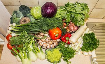 Whole Vegetables